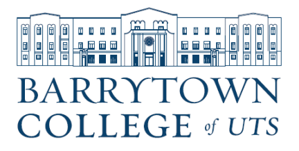 Barrytown College Logo