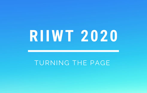 RIIWT 2020: Turning the Page