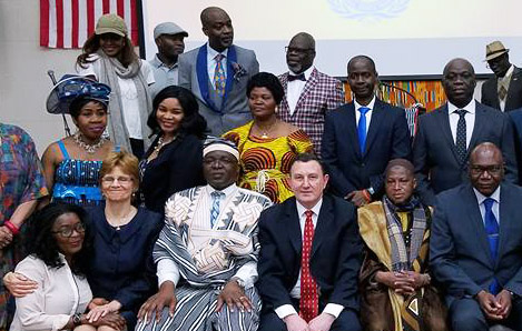 African Diaspora Leadership