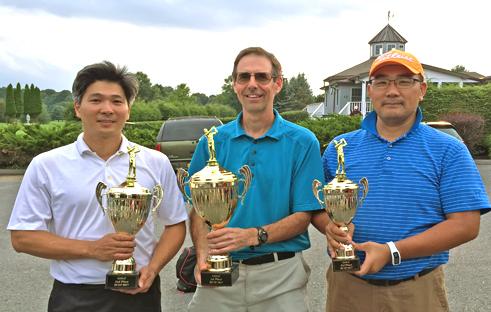 UTS Alumni Dominate Inter-Generational Golf Tournament 2017