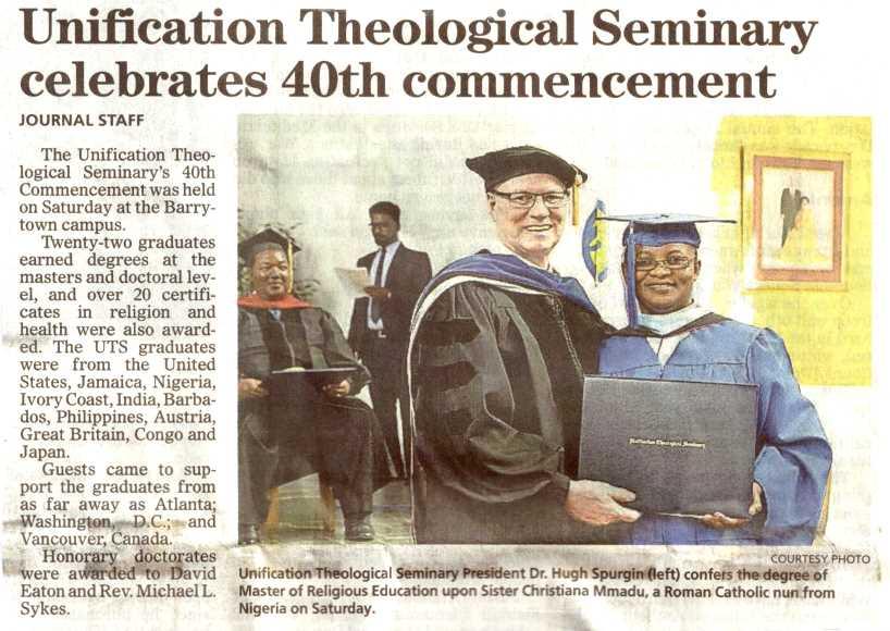 uts graduation poughkeepsie journal article