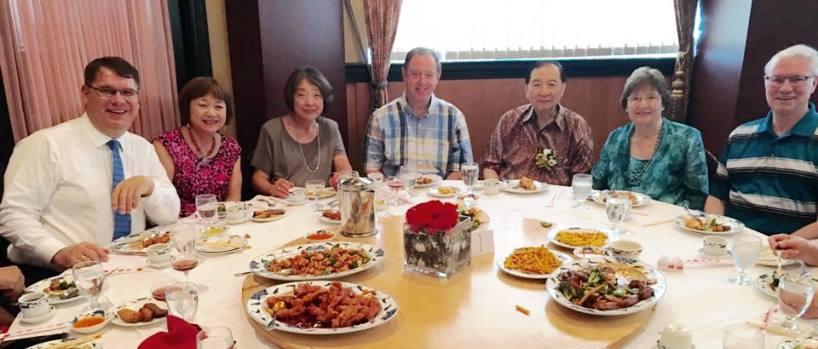 edwin ang 90 birthday 2016 head table full