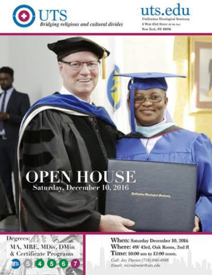 uts open house 12 10 2016 flier article