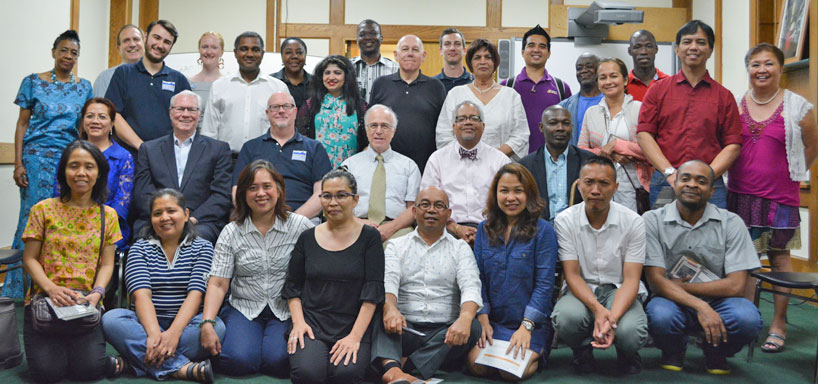 interfaith dialogue event group full