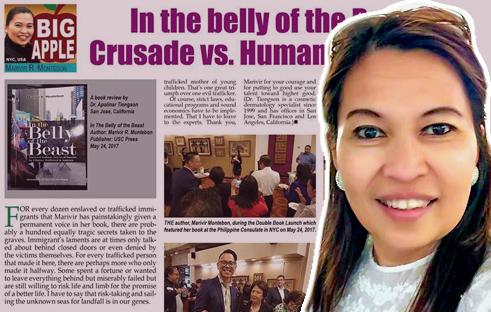 Marivir Montebon: Filipina on Fire