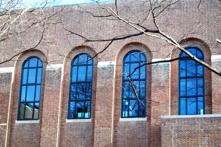 UTS new windows south side