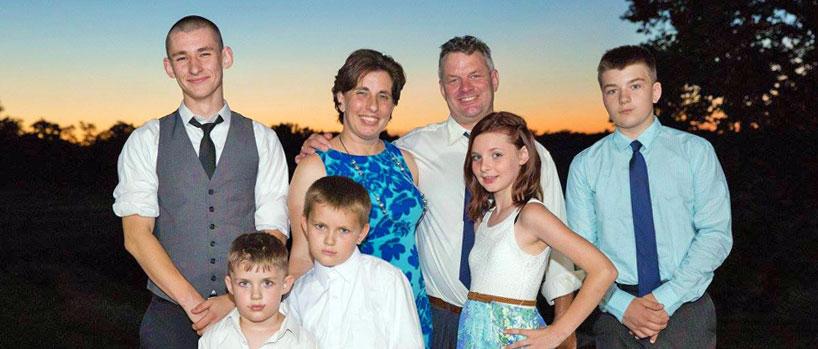robertson family full