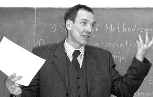 Remembering Prof. Dietrich Seidel (1943-2016)