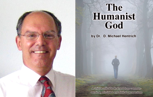 michael henrtich book the humanist god thumb