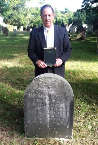 michael mickler ancestor burial site sml