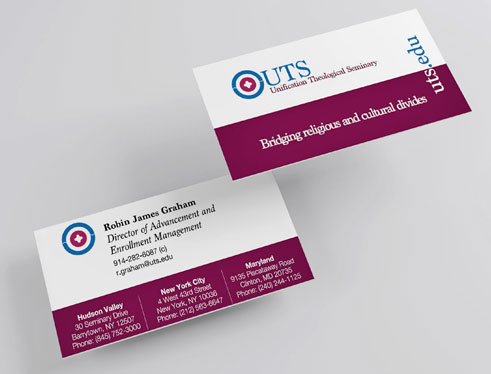 uts biz card graham